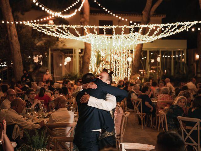La boda de Luis y Aurora en Alacant/alicante, Alicante 225