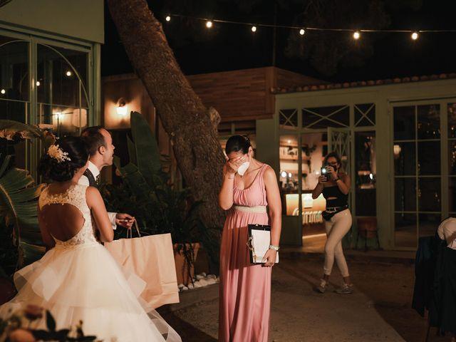 La boda de Luis y Aurora en Alacant/alicante, Alicante 234