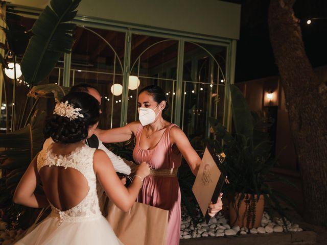 La boda de Luis y Aurora en Alacant/alicante, Alicante 236