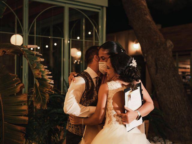 La boda de Luis y Aurora en Alacant/alicante, Alicante 237