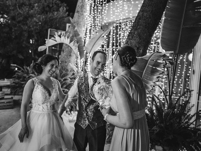 La boda de Luis y Aurora en Alacant/alicante, Alicante 238
