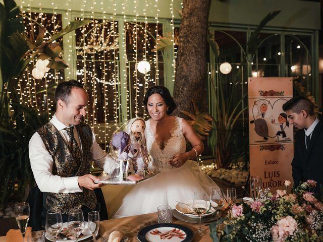 La boda de Luis y Aurora en Alacant/alicante, Alicante 247