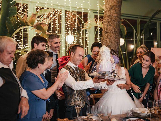 La boda de Luis y Aurora en Alacant/alicante, Alicante 248