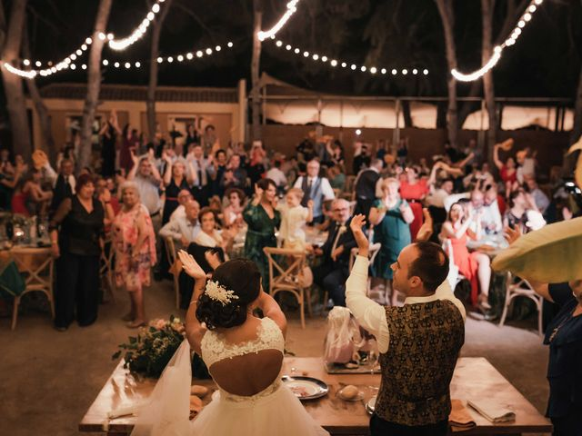 La boda de Luis y Aurora en Alacant/alicante, Alicante 249