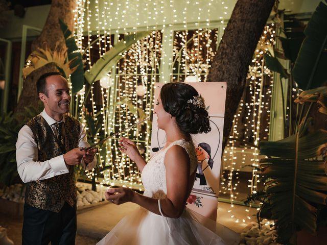 La boda de Luis y Aurora en Alacant/alicante, Alicante 252