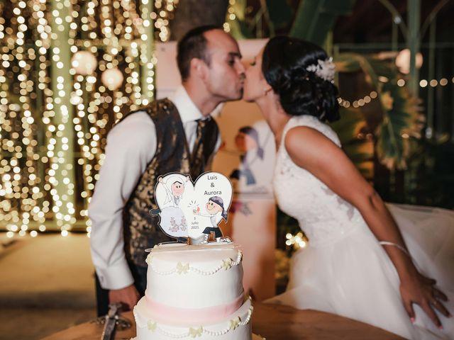 La boda de Luis y Aurora en Alacant/alicante, Alicante 253