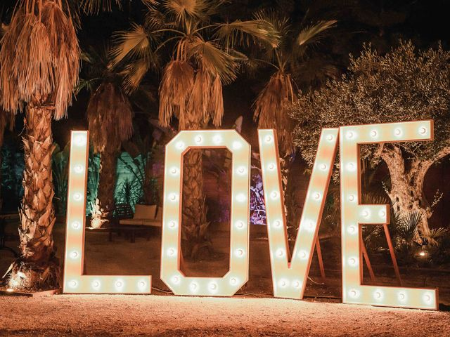La boda de Luis y Aurora en Alacant/alicante, Alicante 255