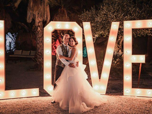 La boda de Luis y Aurora en Alacant/alicante, Alicante 274