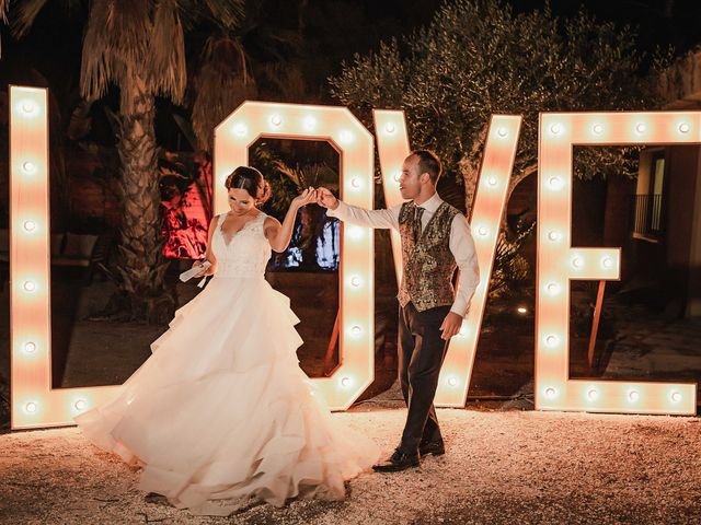La boda de Luis y Aurora en Alacant/alicante, Alicante 276