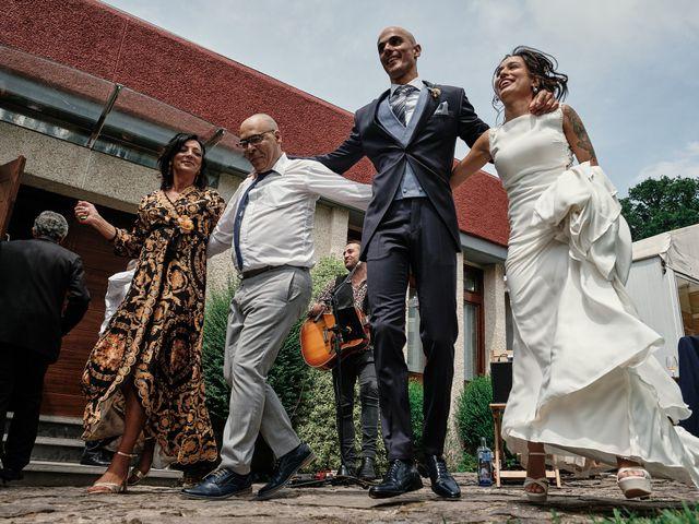 La boda de Saul y Ali en Amandi, Asturias 25