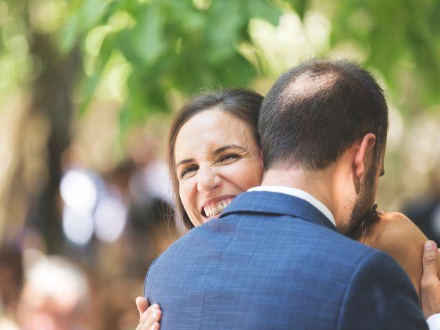 La boda de Marta y José Ángel