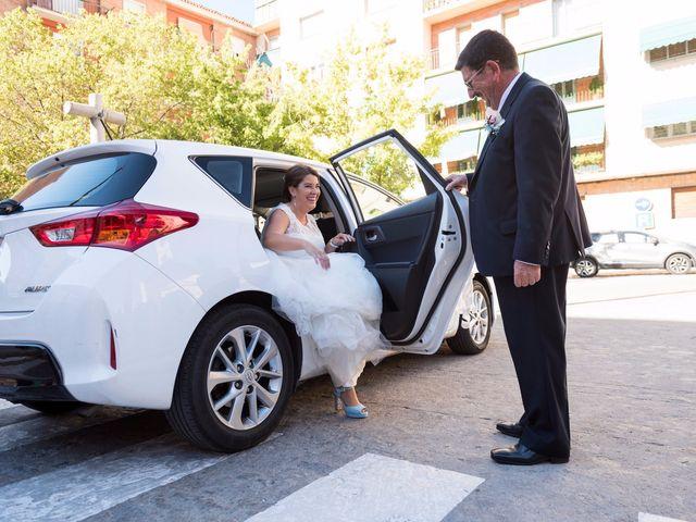 La boda de Pablo y María en Segovia, Segovia 9
