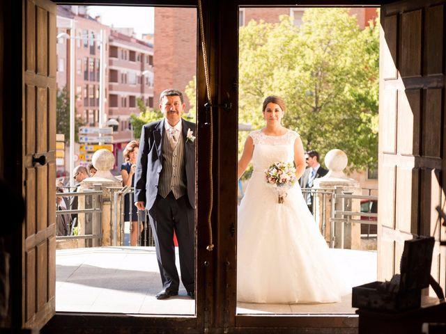 La boda de Pablo y María en Segovia, Segovia 11