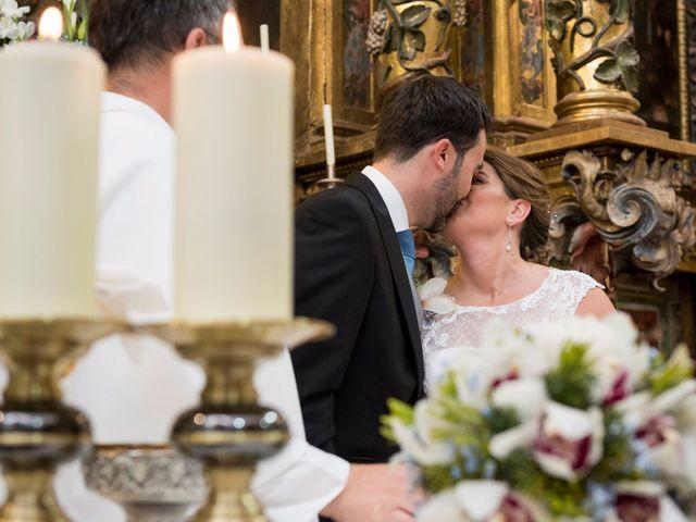 La boda de Pablo y María en Segovia, Segovia 13