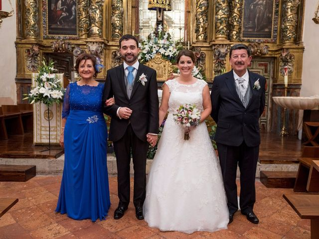 La boda de Pablo y María en Segovia, Segovia 15