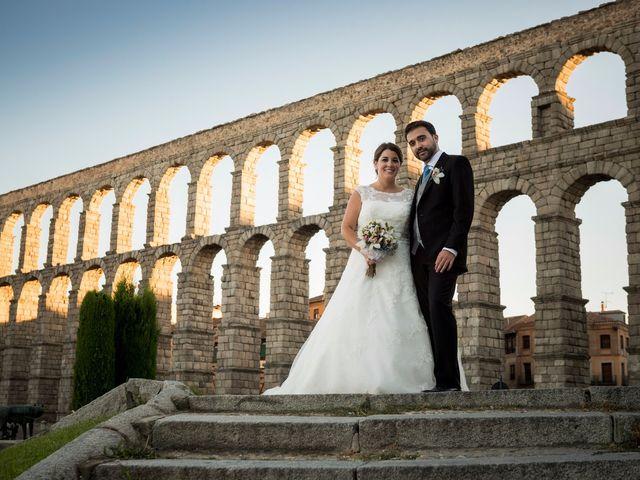 La boda de Pablo y María en Segovia, Segovia 1