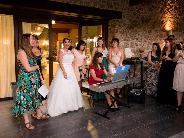 La boda de Pablo y María en Segovia, Segovia 17