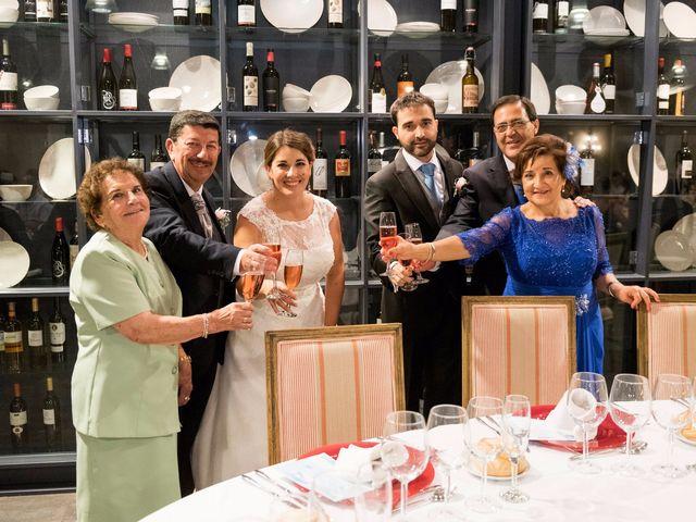 La boda de Pablo y María en Segovia, Segovia 18
