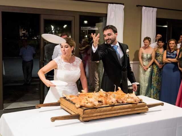 La boda de Pablo y María en Segovia, Segovia 19