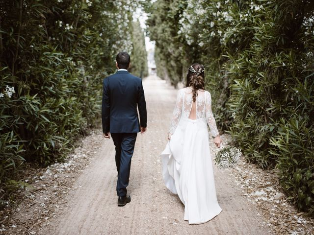 La boda de Borja y Laura en Picanya, Valencia 16