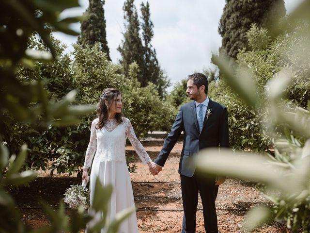 La boda de Borja y Laura en Picanya, Valencia 22