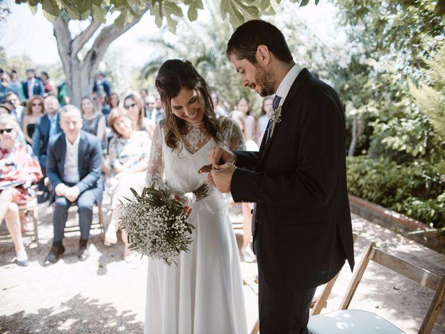La boda de Borja y Laura en Picanya, Valencia 30
