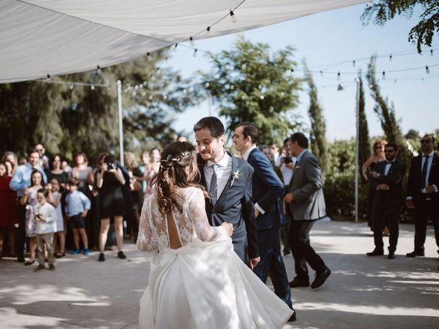 La boda de Borja y Laura en Picanya, Valencia 2