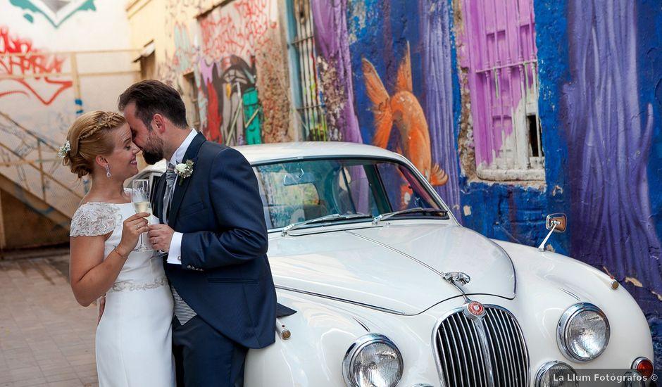La boda de Massi y Asun en El Puig, Valencia