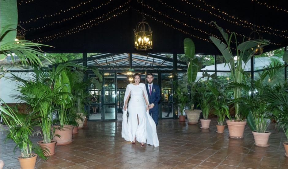 La boda de Daniel y Estefania  en Las Rozas De Madrid, Madrid