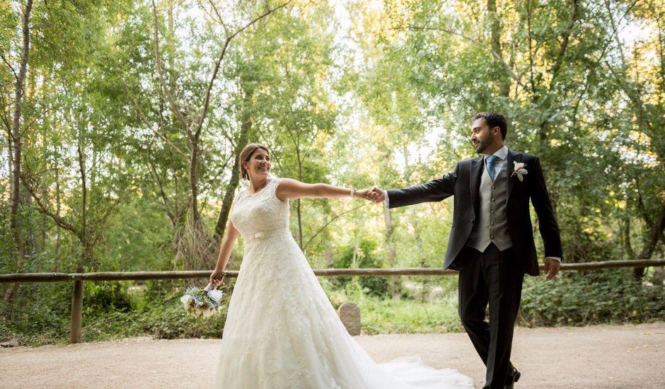 La boda de Pablo y María en Segovia, Segovia