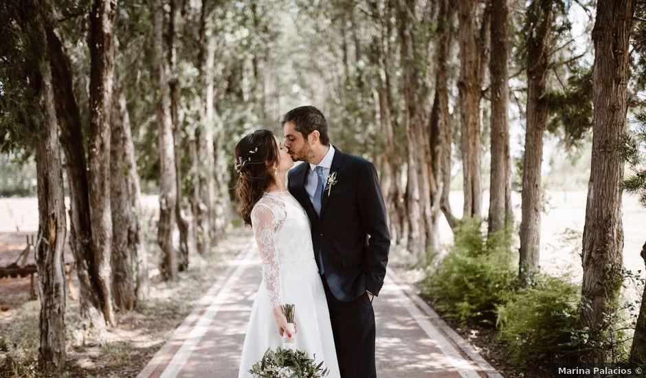 La boda de Borja y Laura en Picanya, Valencia