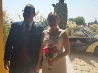 La boda de Esperanza y Domingo