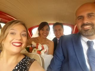 La boda de Ana Belén   y Mariano
