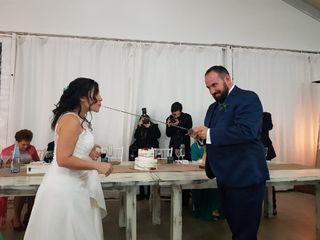 La boda de Nacho y Cris 1