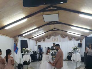 La boda de Keylla García y Max Rivera 1
