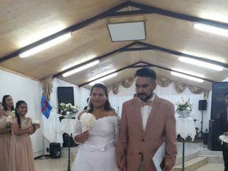 La boda de Keylla García y Max Rivera 2