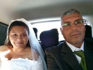 La boda de Keylla García y Max Rivera 3