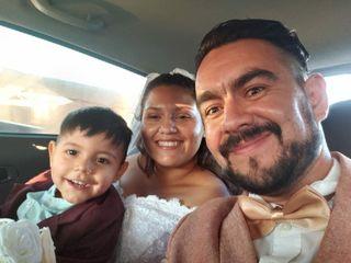 La boda de Keylla García y Max Rivera