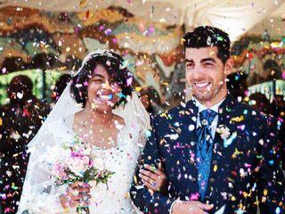 La boda de Siomara y Bruno