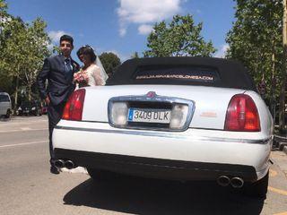 La boda de Siomara y Bruno 3