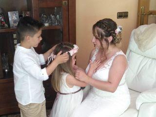 La boda de Neus y Fermín  2