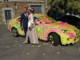 La boda de Monica y Jose Manuel