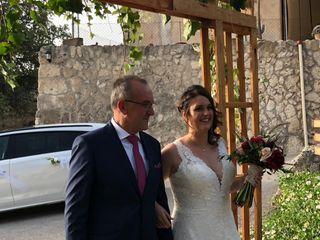 La boda de Apel y Rafa 2