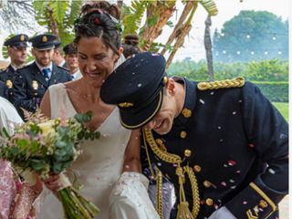 La boda de Ainoa y Diego  1