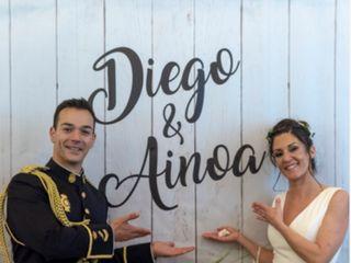 La boda de Ainoa y Diego  3