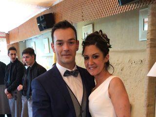 La boda de Ainoa y Diego