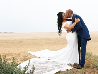 La boda de Patricia y Antonio