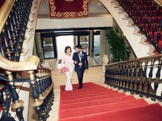 La boda de Alba y Álvaro 1
