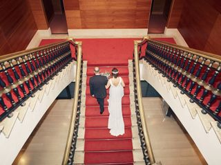 La boda de Alba y Álvaro 2