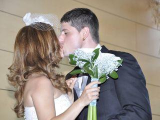 La boda de Sofía y David